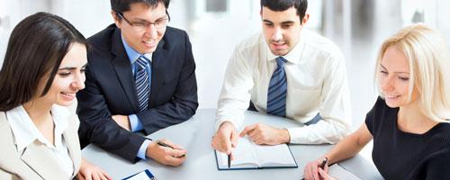 Vuoi gestire e partecipare alla promozione di progetti e attività d'impresa;