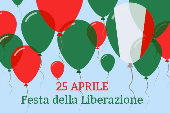 Festività 25 Aprile E 1 Maggio