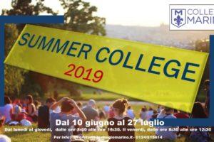 Summer College – Collegio Estivo Didattico