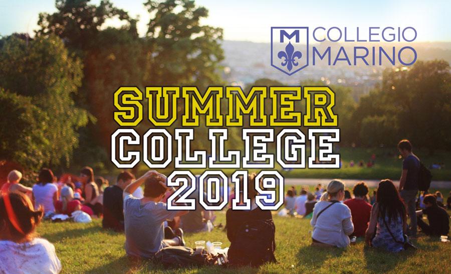 Summer College Collegio Marino Castellamonte