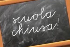 CHIUSURA PER ORDINANZA MINISTERIALE
