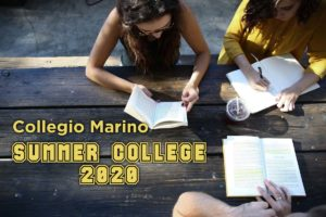 Summer College 2020 – Collegio Estivo Didattico
